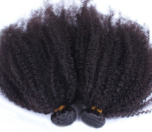 monoglian kinky curl